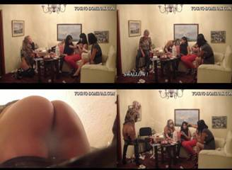 Close The Lid On The Toilet Slave Part  6