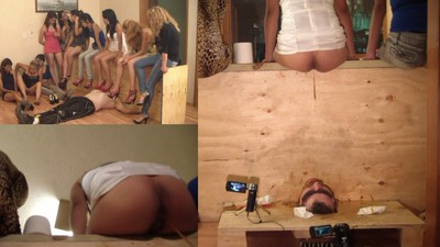 Girls Shitwall Part  3 Denise