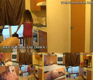 Kitchen Poop And Other Garbaje Part  2 HD  1080