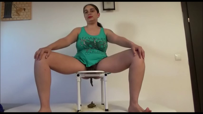 Mistress Roberta –  3 Days Of Toilet Diary From Upper View-Pov