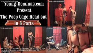 The Poop Cage Head Out Part  1 Sd