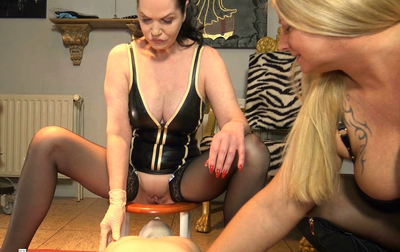 Scat For The Slave Of  2 Dominas