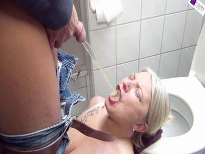 I Had To Serve Dirty-Tina And Her Slave As A Toilet! Part  2