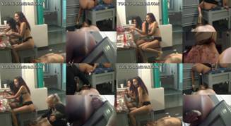 Slave Do Your Toilet Tricks While I Get Ready Part  7 HD  1080